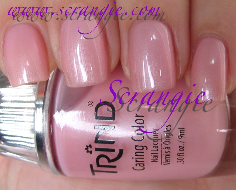 Scrangie: Trind Caring Colors Swatches and Review