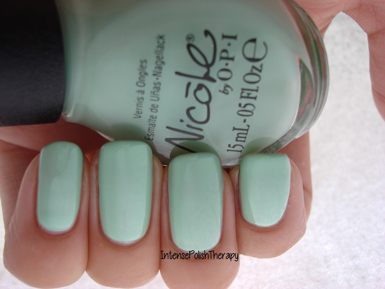Nicole By OPI - I Shop Mintage