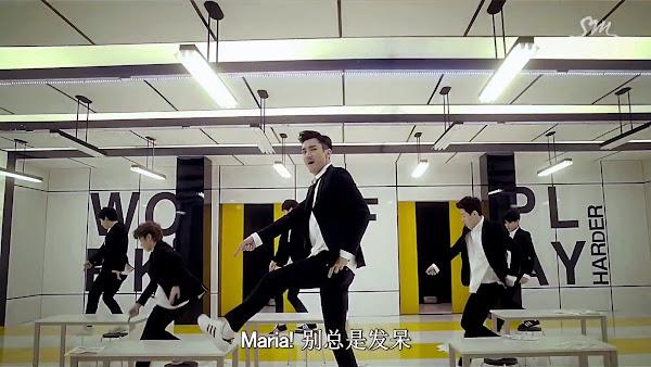 Super Junior-M Swing Siwon