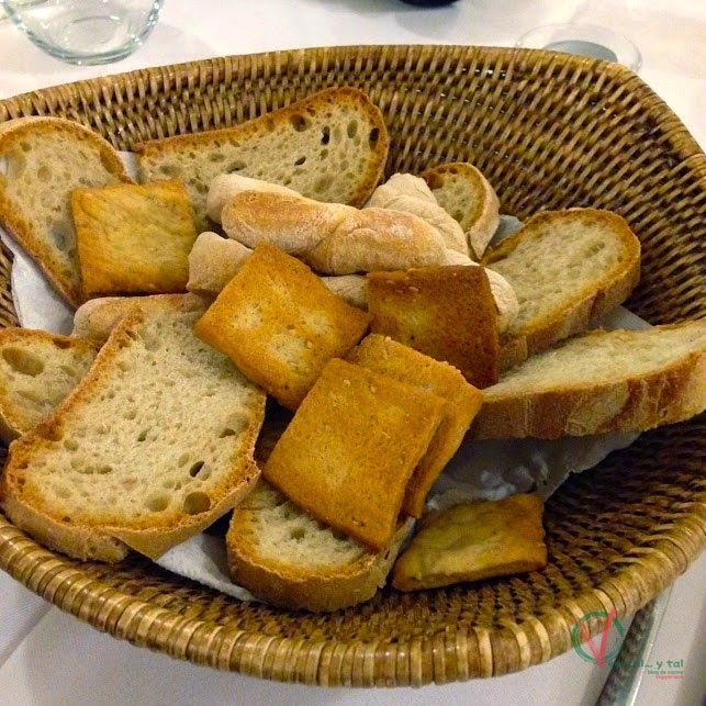 Servicio de pan