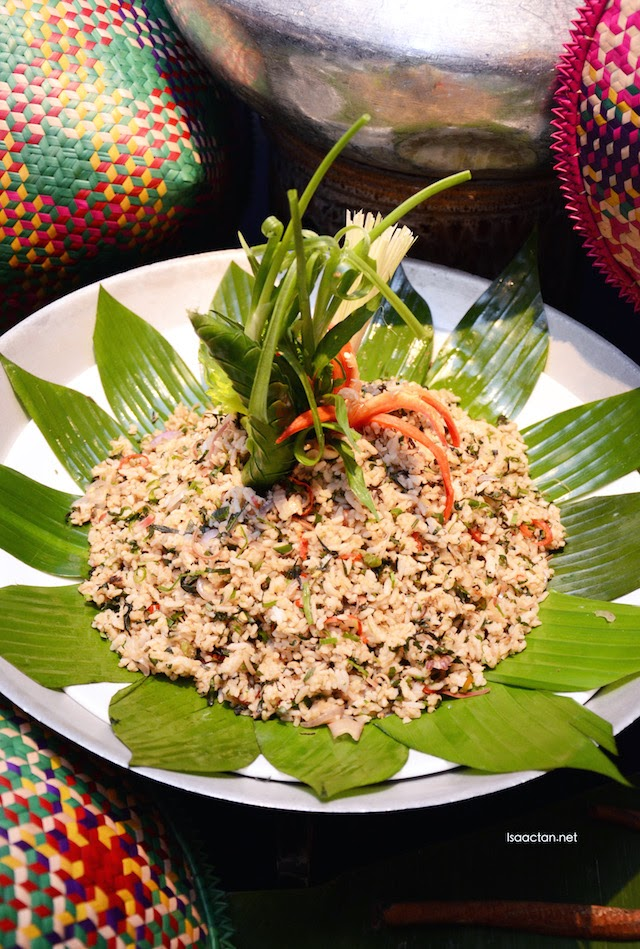 Nasi Ulam Desa