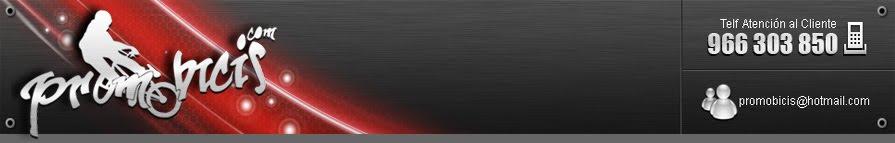 Tienda BMX Online  - Accesorios y Bicicletas de BMX - Promobicis