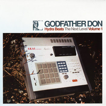 Godfather Don ‎– Hydra Beats The Next Level Vol. 1 (2004, Vinyl, VBR)