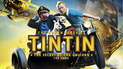 The Adventures of Tintin Android Hvga (480x320) Apk + Sd Files + Titanium Backup