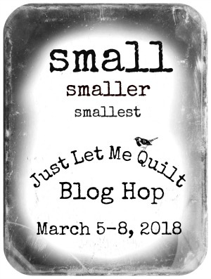 Small Smaller Blog Hop