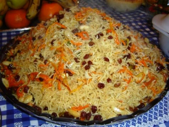 The food map delicious food from afghanistan for Afghanistan cuisine food