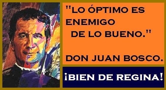 Consejos de Don Juan Bosco.
