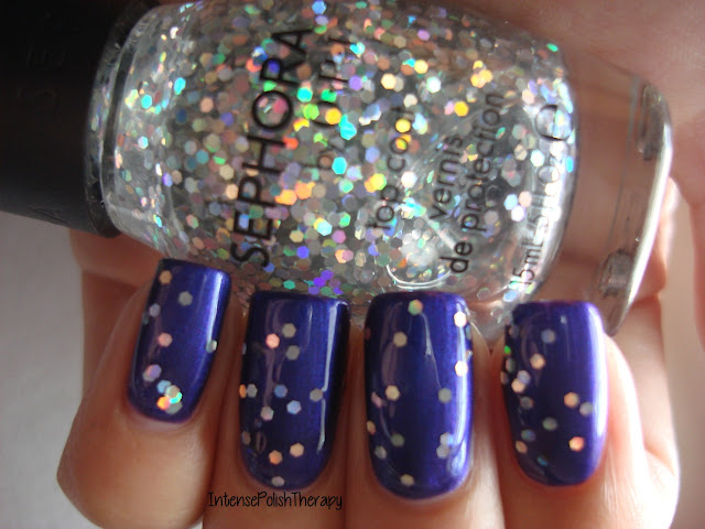 Sephora by OPI - Beam Me Up Hottie!