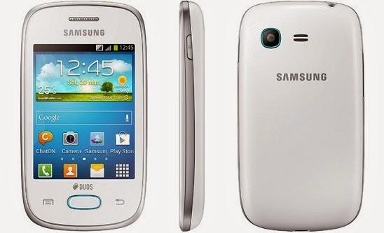 Harga HP Terbaru Samsung Galaxy Young Neo Duos Lengkap Spesifikasi