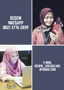 Hubungi Dedew:
