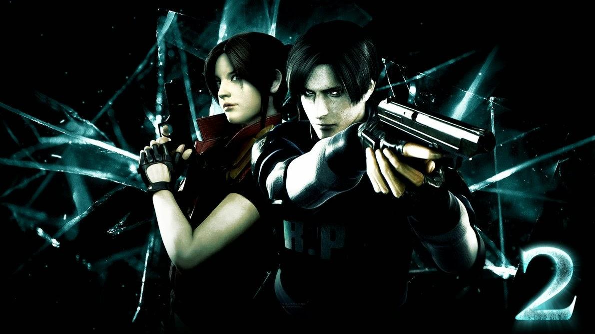 Resident Evil 2 (art by jevangood)