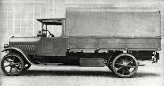 Opel 1914 3-ton heavy truck