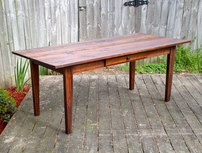 - Cypress Tables And Furniture By Joseph Cataldie: Dining Tables