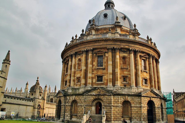 Camara Radcliffe, Oxford