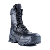 Tactical Boots Zipper4
