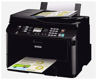 Download Epson WorkForce Pro WP-4530 Driver Free