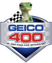 Race 27: Geico 400 @ Chicagoland Speedway
