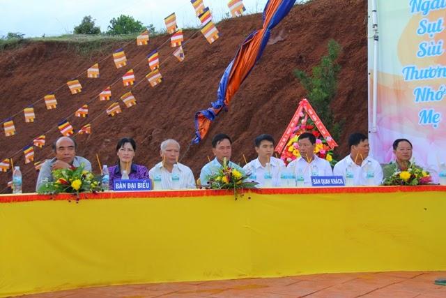 chùa Liên Hoa,Xúc động, lễ Vu lan