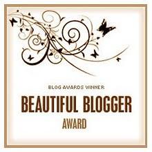 My award!!