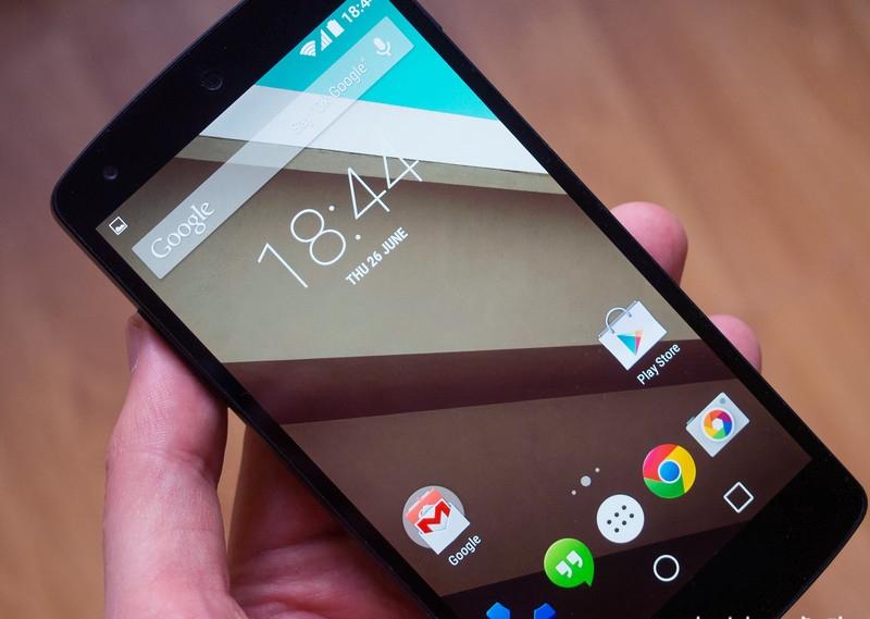 بالفيديو: صور حصرية لنظام Android L الجديد على هاتف Galaxy S5 الرائع