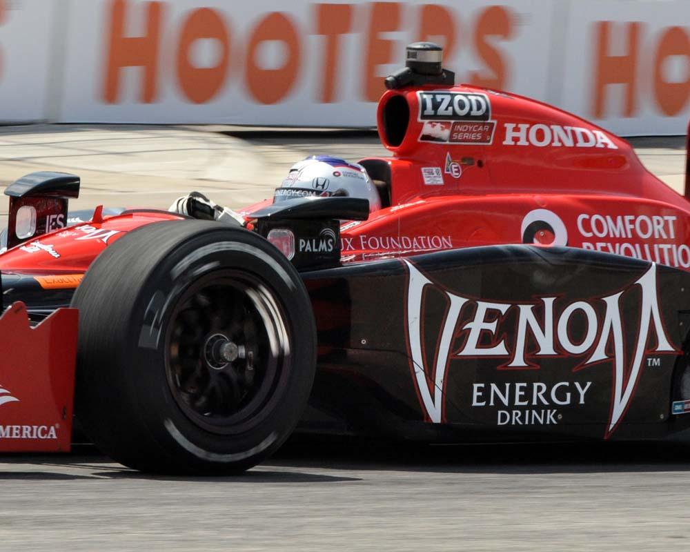 Toronto Grand Prix Tourist - A Toronto Blog: Dr Pepper, Honda Indy Toronto and Marco Andretti ...
