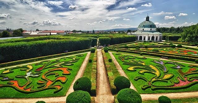 Mirando al mundo con sentimientos 2 bellos jardines de for Al jardin de la republica