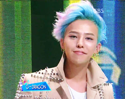 g dragon 2012 hairstyle  This is one of