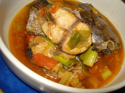 Ikan Tongkol Garang Asam