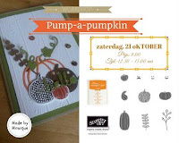 Workshop: Pump-a-pumpkin