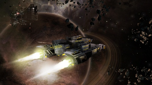 Starpoint Gemini 2: Titans - PC (Download Completo em Torrent)