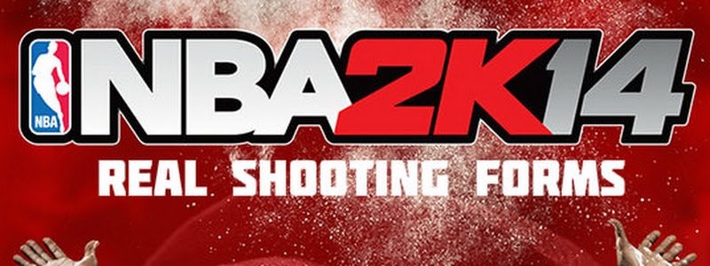 NBA 2k14 Realistic Shooting Forms Patch - HoopsVilla