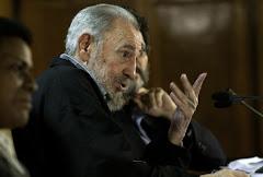 Fidel con intelectuales