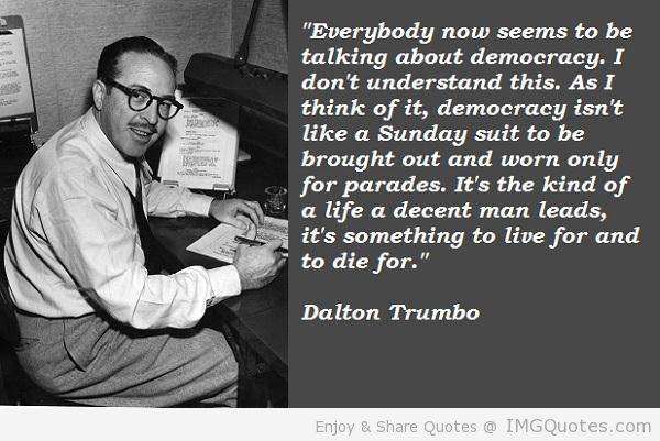 Image result for otto preminger quotes-trumbo