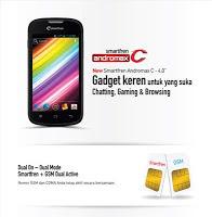 Harga Smartfren Andromax C Terbaru 2013