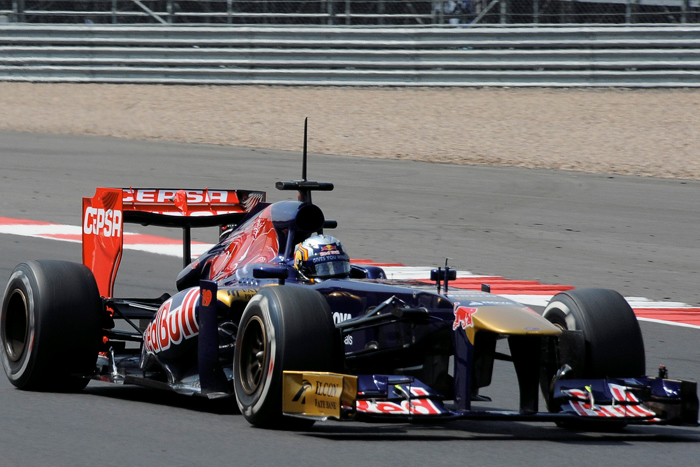 Carlos Sainz debuta en F1 con el mejor crono