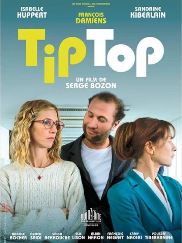 francois-damiens-tiptop-1 dans Films series - News de tournage