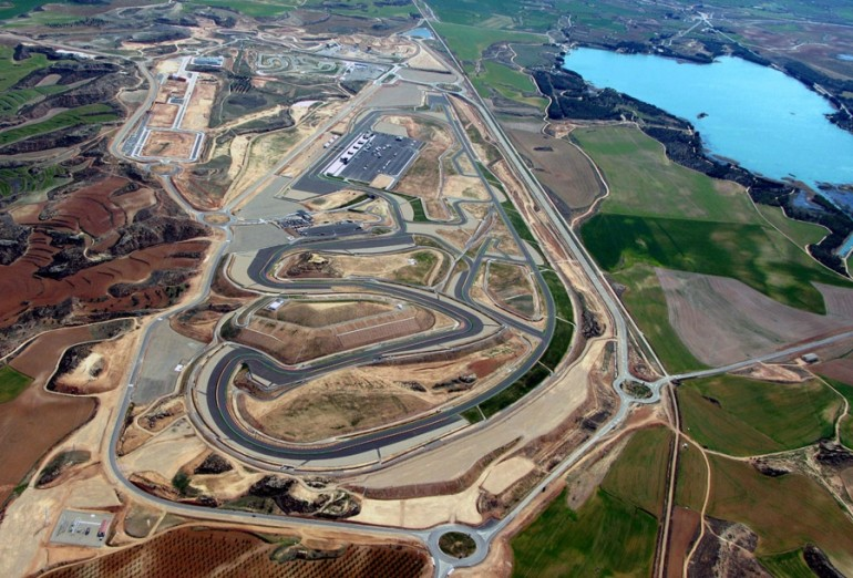 Circuito Aragon : Voromv moto fin de semana completito superbike desde