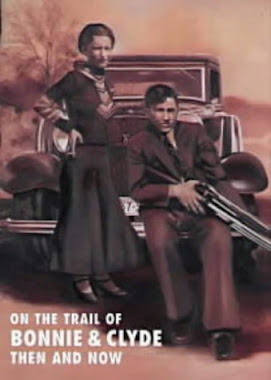 On the trail of Bonnie and Clyde.*****
