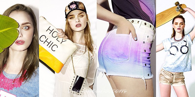 Bershka Spring Summer 2013 Collections