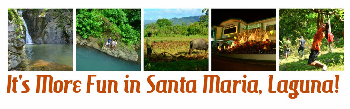It's More Fun in Santa Maria, Laguna!