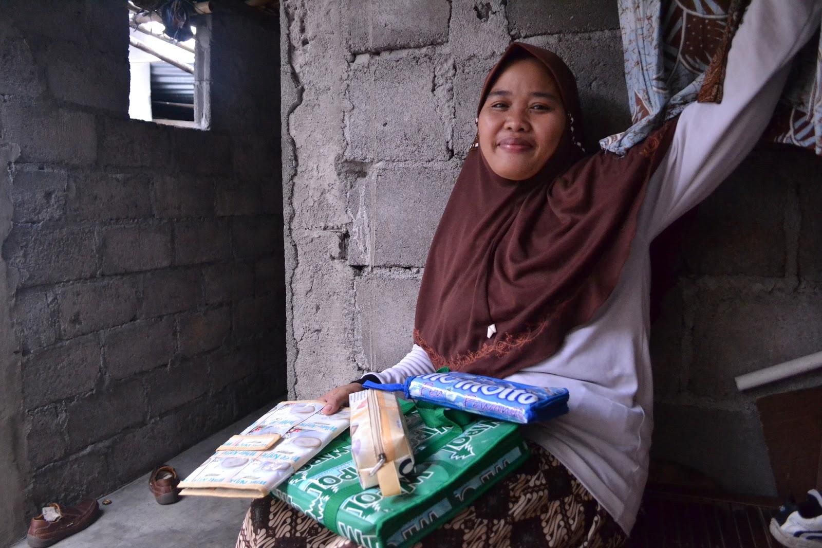Mbak Mita (Foto: Arni Dewi Boronnia)