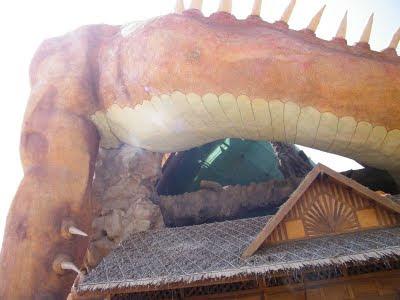 Dragón de Siam Park vista 2
