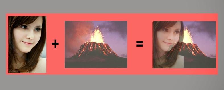 Gunung berapi, cewek cantik, wanita cantik, labil