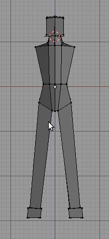 tutorial modeling karakter manusia simpel 4