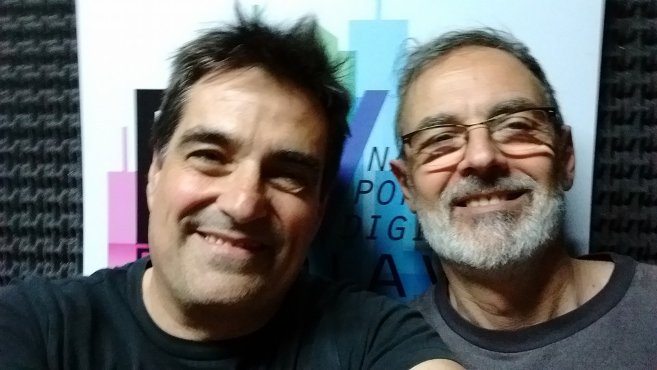 CLAUDIO Y DANIEL