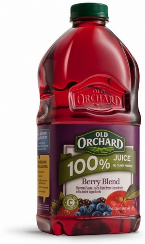 RARE New Coupon: $1/2 Old Orchard Juice Blends