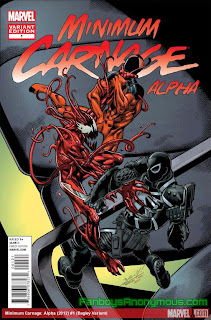 Read Minimum Carnage now on the Marvel Comics App or Comixology!
