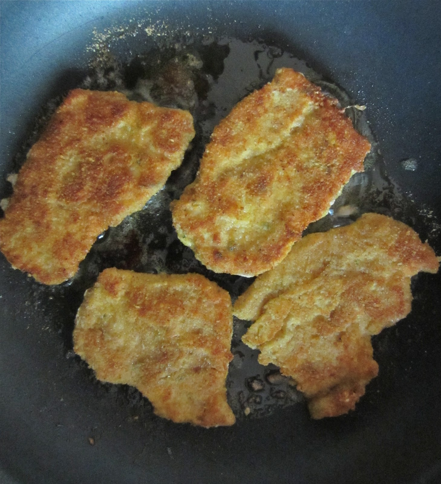 Chicken Fried Steak - Grandbaby Cakes