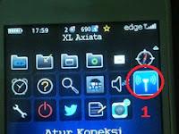 Cara Setting Wireless Blackberry yang Minta Masukkan PIN ke Router