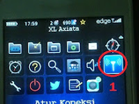Cara Setting Wireless Blackberry yang Minta Masukkan PIN ke Router
